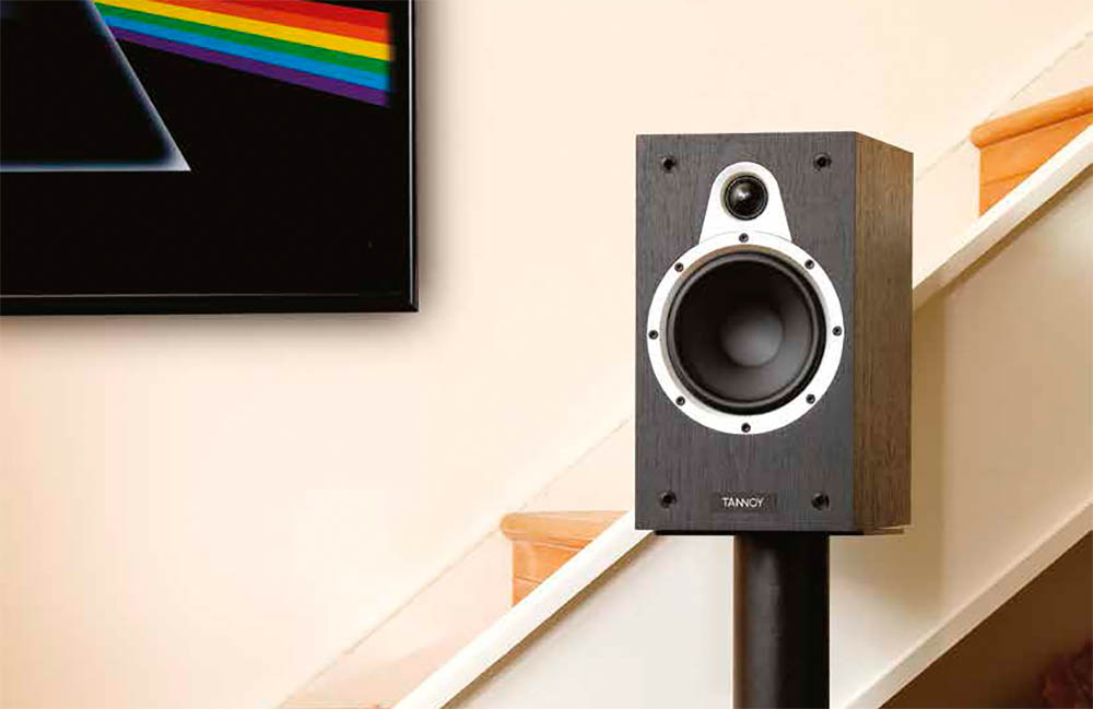 loa Tannoy Eclipse One chat