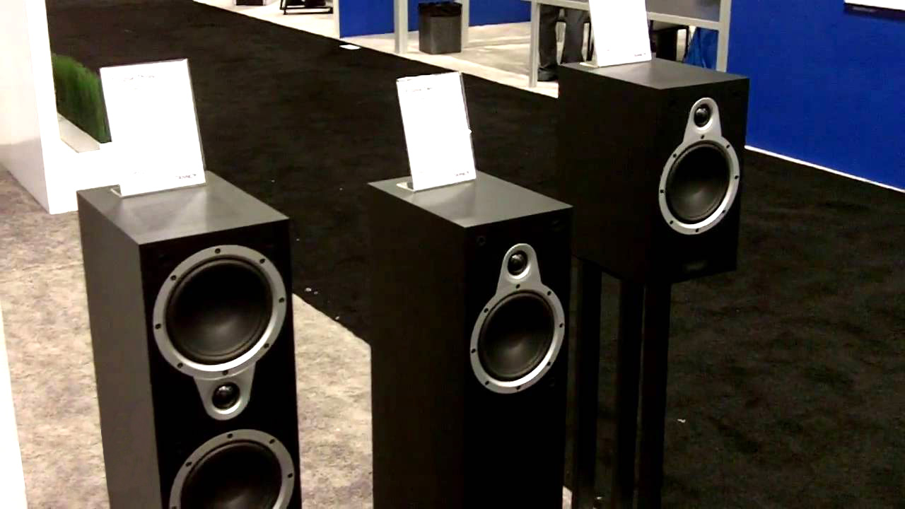loa Tannoy Eclipse One dep