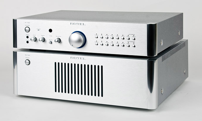 power ampli Rotel RB-1552MKII chat