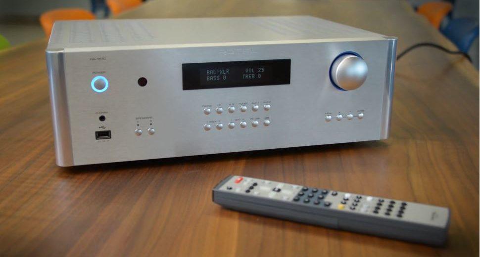 Ampli Rotel RA-1570 xuất sắc trong tầm giá