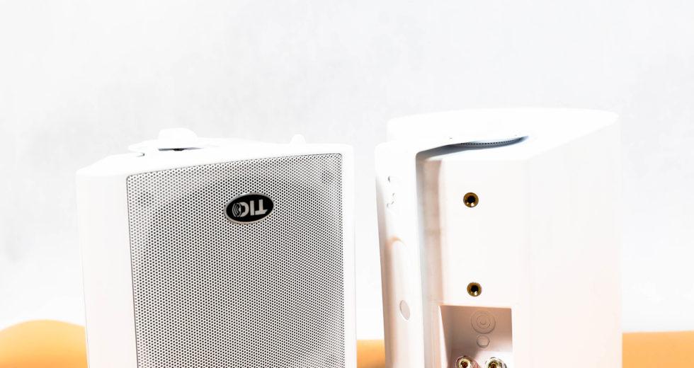 Loa TIC PAT5 thiết kế mới, chất âm ấn tượng