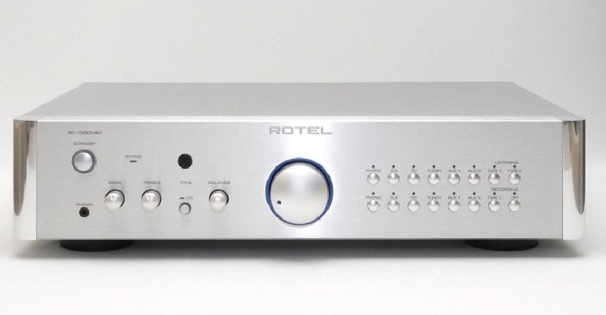 pre ampli Rotel RC-1580MKII