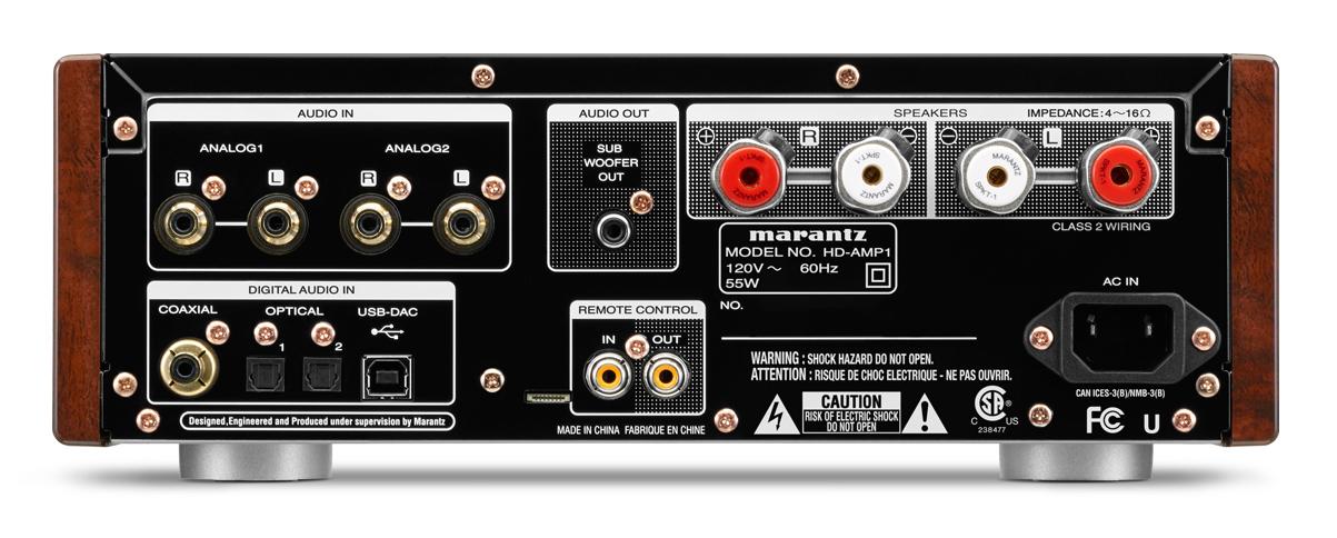 Ampli Marantz HD–AMP1 mat sau