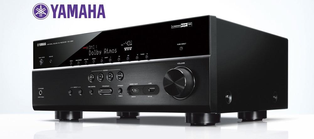 ampli Yamaha RX-V681