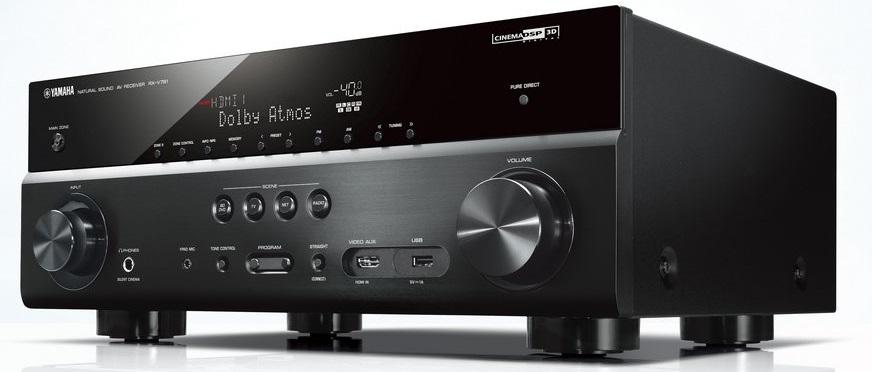 Ampli Yamaha RX-V781