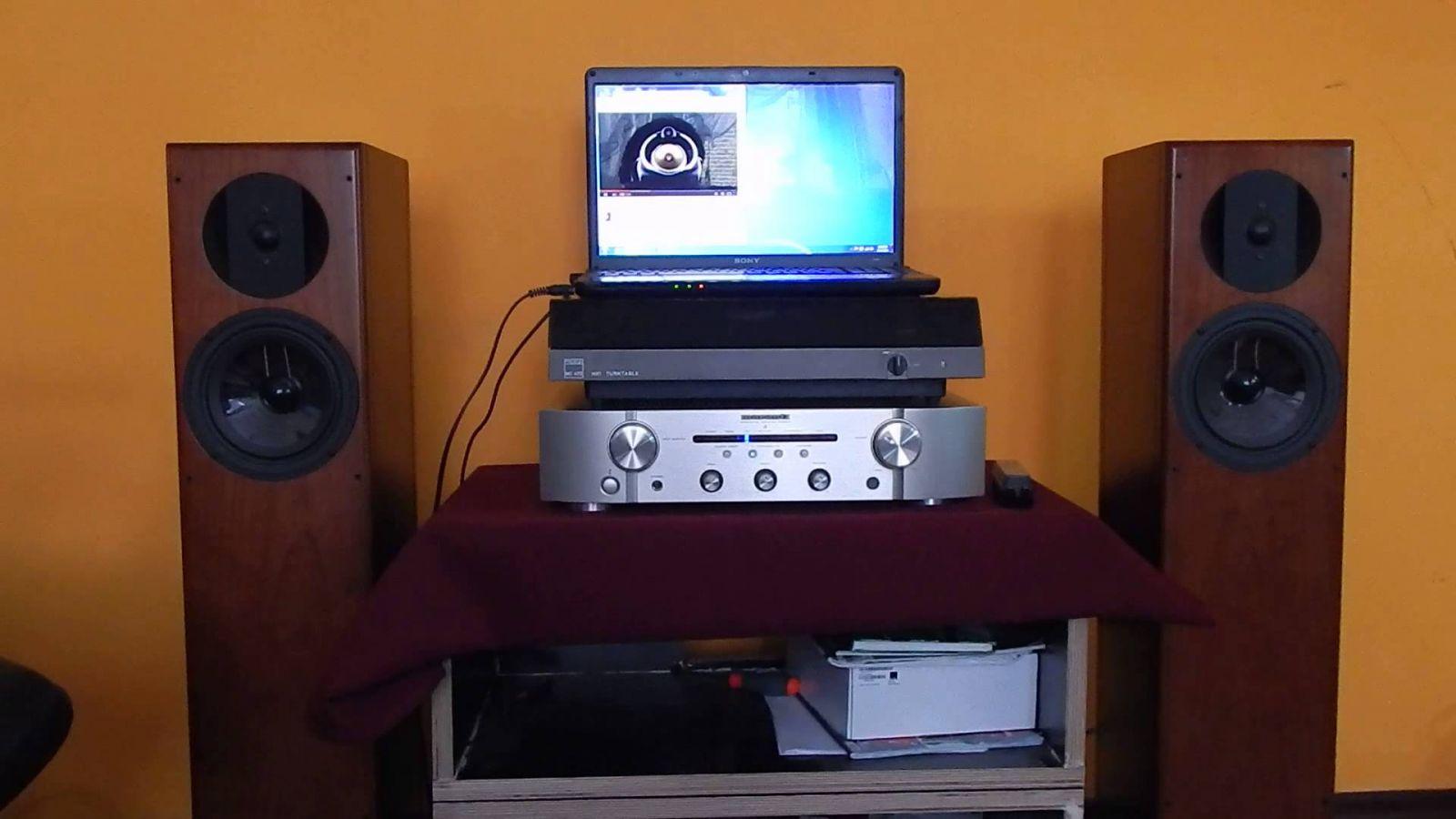 Ampli Marantz PM5005