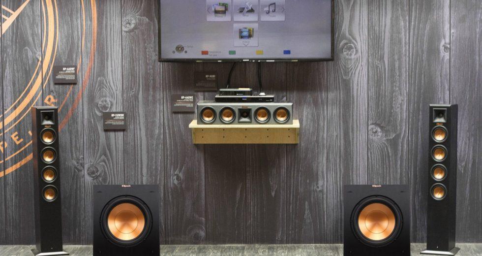 Bộ loa Klipsch R-26F System cho hệ thống Home Theater tại gia