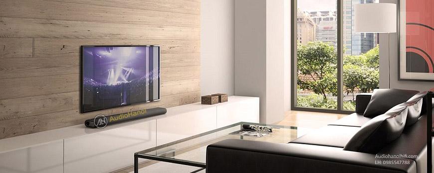 Loa soundbar Yamaha YAS-106 chất lượng giá tốt