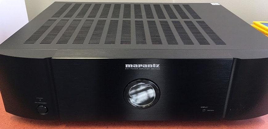 Power ampli Marantz MM7025