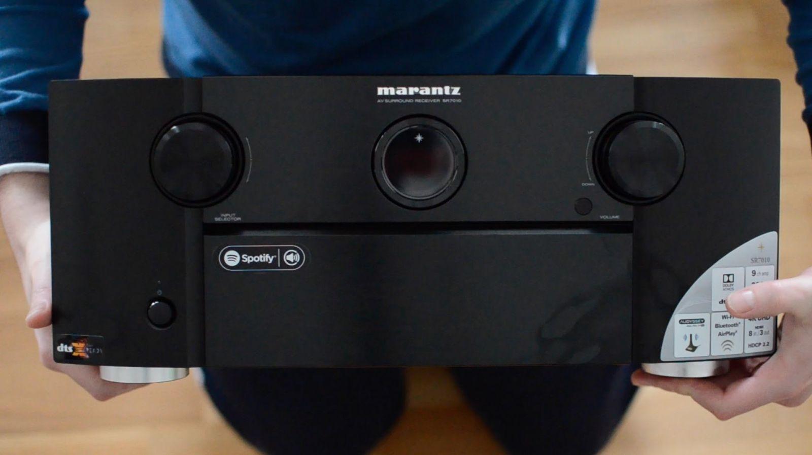 Ampli Marantz SR7010