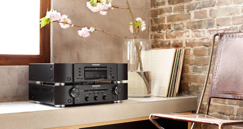Mẫu ampli tầm trung đáng mua nhất – ampli Marantz PM6006