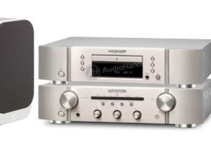 Đầu CD Marantz CD5005 tích hợp chế độ siêu tiết kiệm điện năng Audio EX