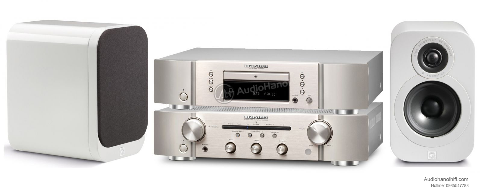 dau CD Marantz CD5005 chat