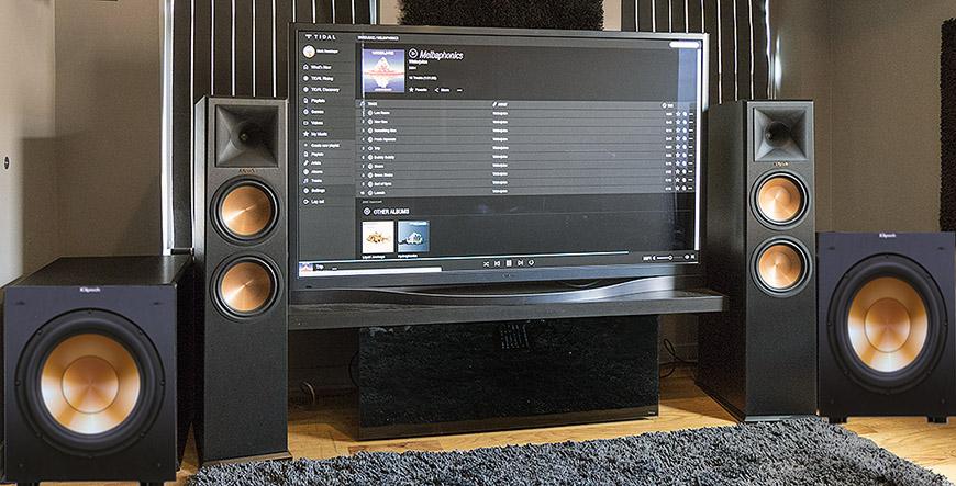 Loa Klipsch R-12SW sự lựa chọn hoàn hảo cho hệ thống dàn xem phim