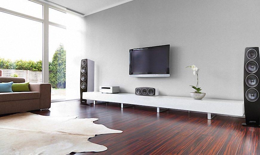 Cặp loa đứng Jamo C 109 chất lượng dành cho hệ thống dàn âm thanh tại gia