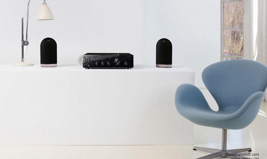 Ampli Pioneer A-20-K cho hiệu suất âm thanh cao đến từ sự đơn giản