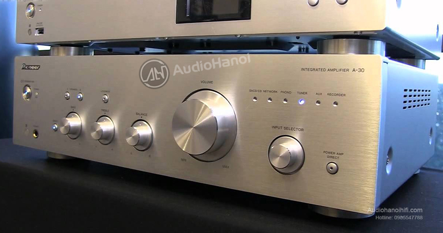 Ampli Pioneer A-30-K dep