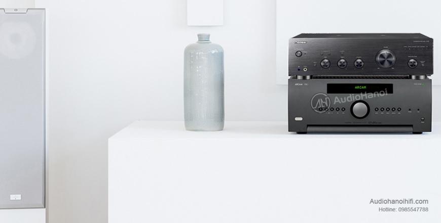 Ampli Pioneer A-50-K phù hợp với cả xem phim và nghe nhạc