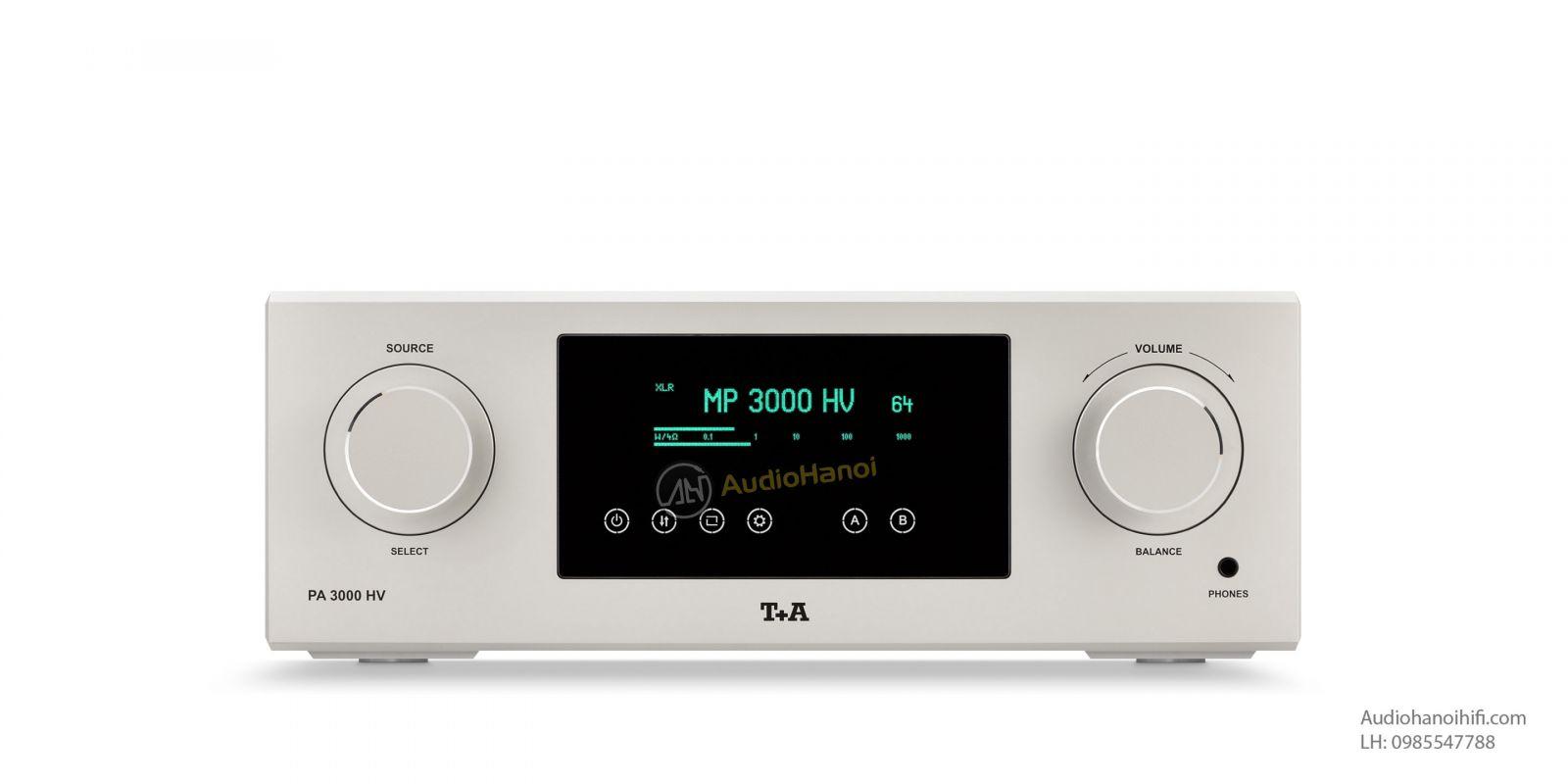 Ampli T+A PA 3000HV