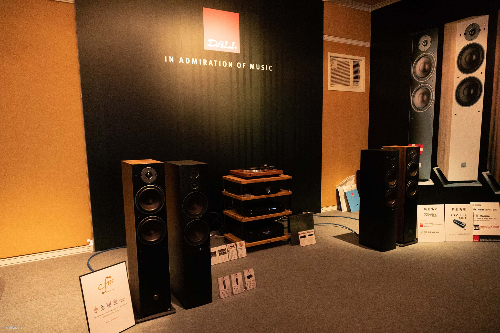 Hong Kong High End Audio Visual Show 2018 tot