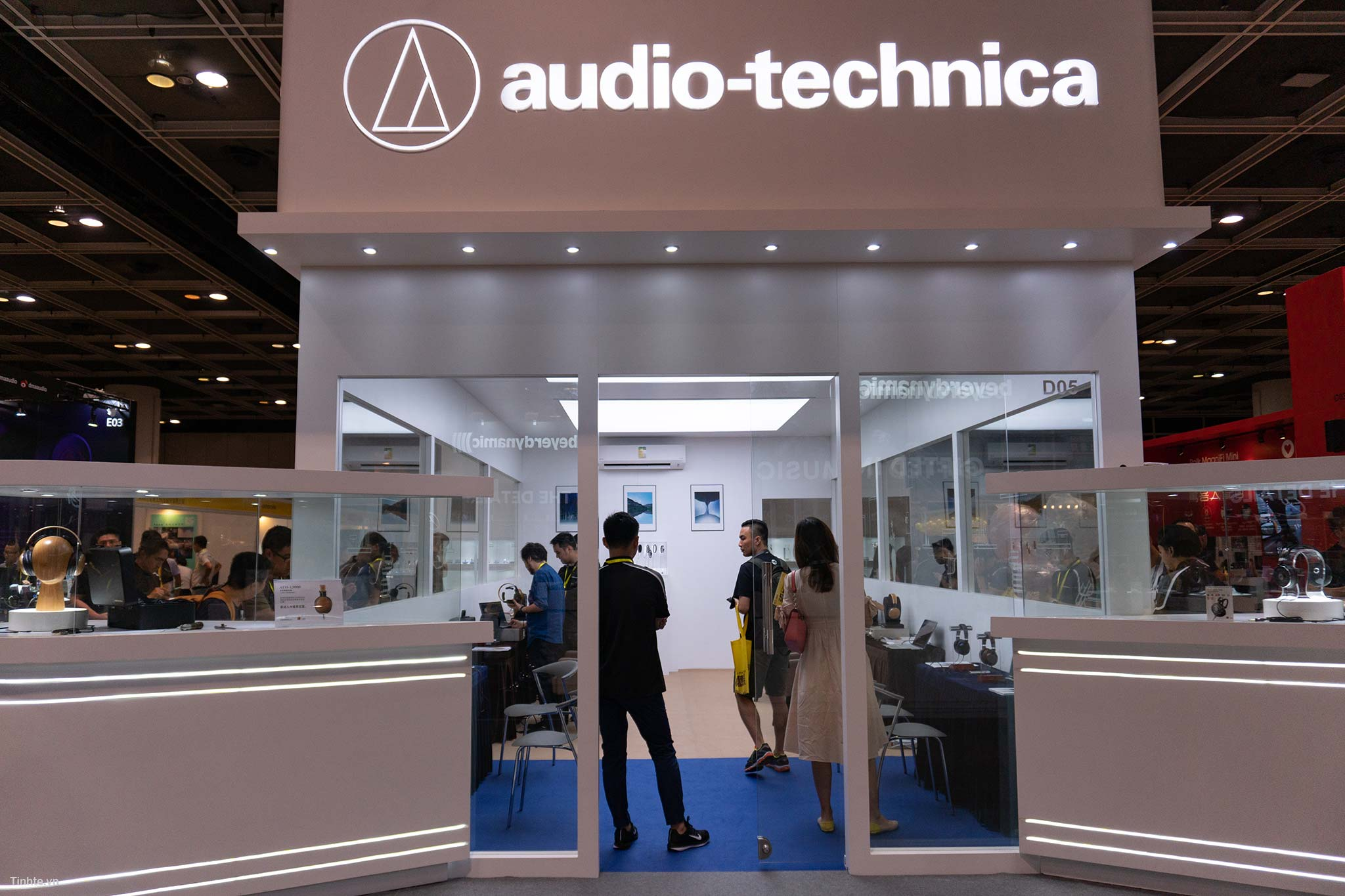 Hong Kong High End Audio Visual Show 2018