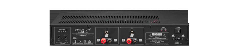 Power ampli Emotiva BasX A-150 dep