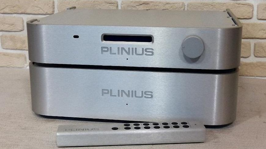 Power ampli Plinius P10 dep