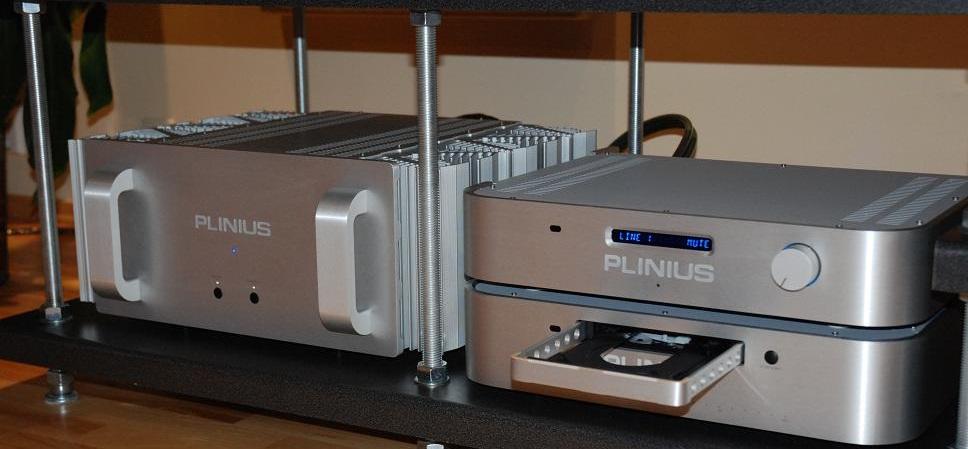 Power ampli Plinius SA 103 dep