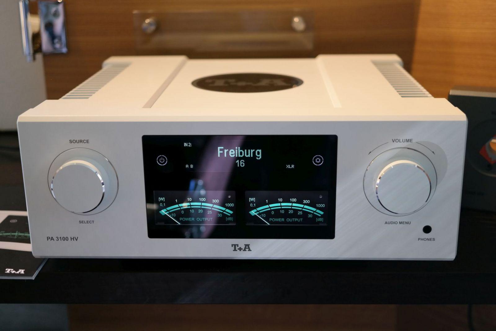 Ampli T+A PA 3100HV dep