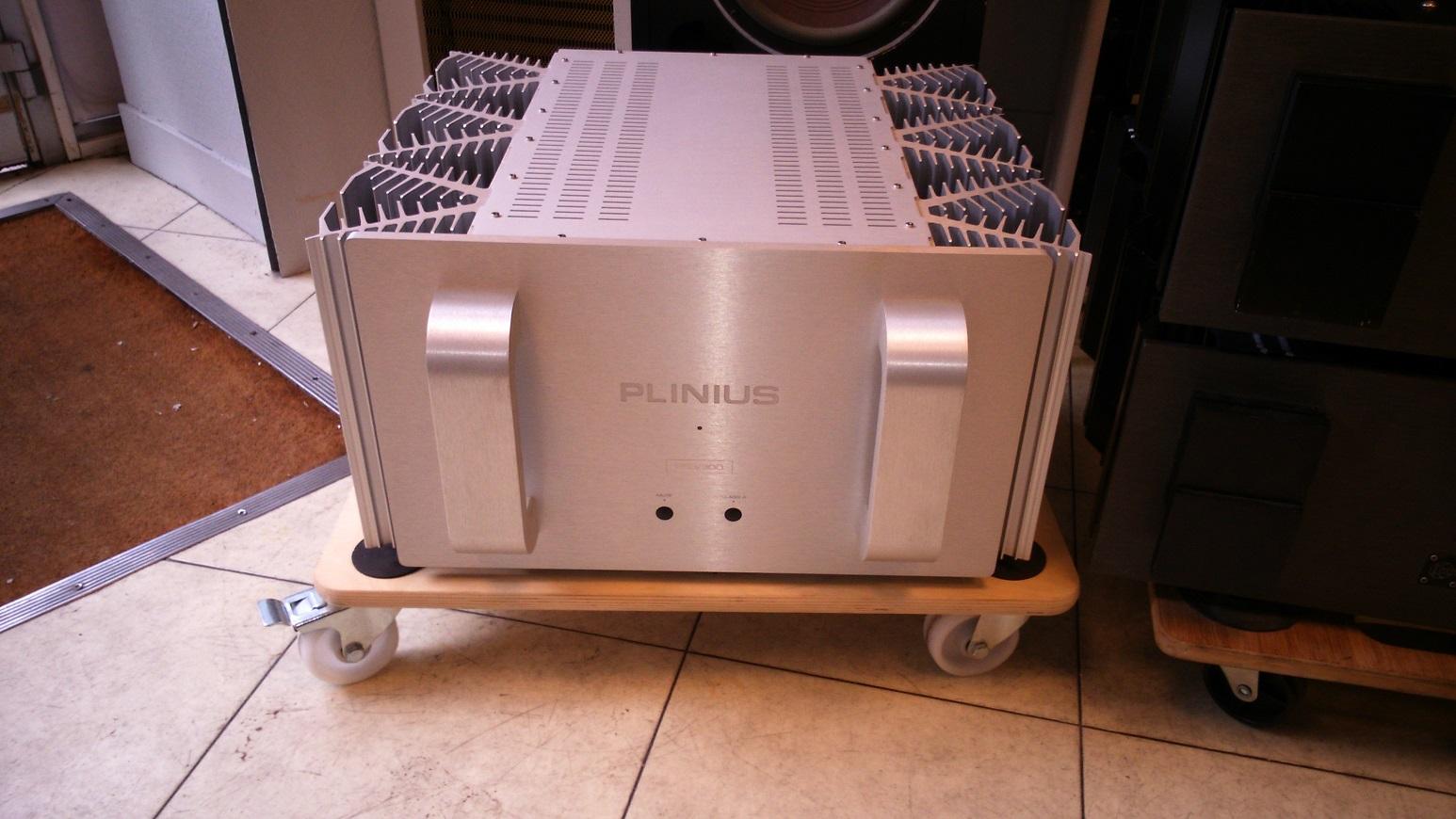 Power ampli Plinius SB 301 dep