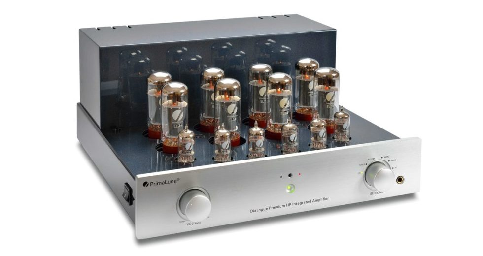 Cùng trải nghiệm âm thanh chất lượng: Ampli PrimaLuna Dialogue Premium HP
