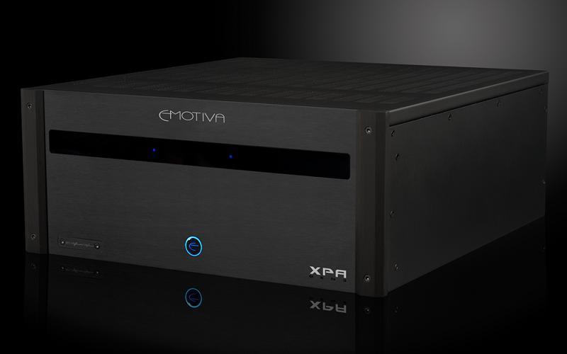 Power ampli Emotiva XPA-DR2