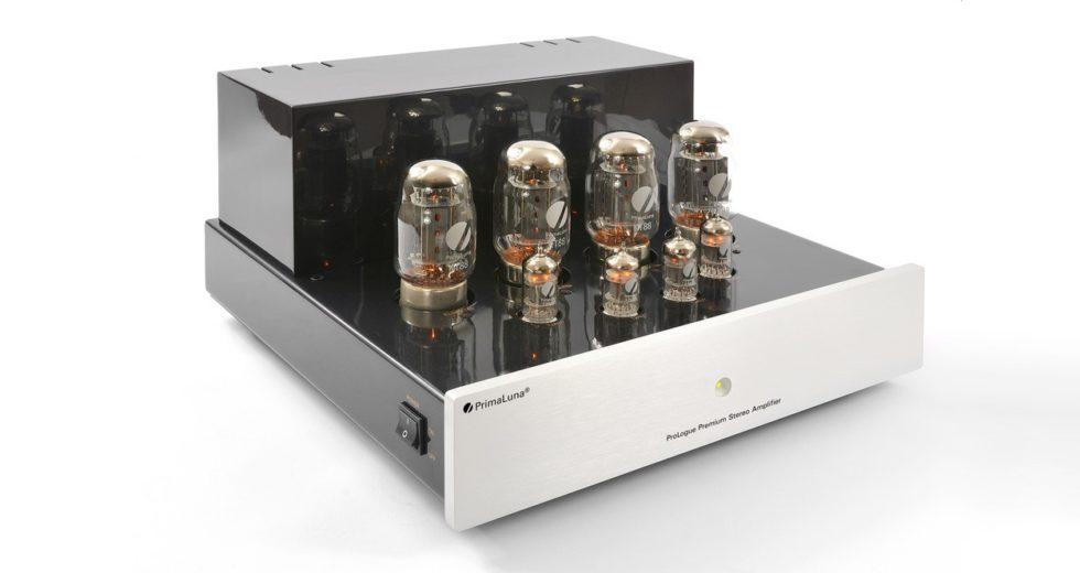Cùng tìm hiệu sự xuất hiện của mẫu: Power Ampli PrimaLuna ProLogue Premium