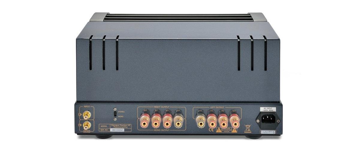 Power ampli PrimaLuna DiaLogue Premium HP mat sau
