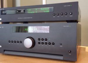 Mẫu sản phẩm được yêu thích nhất trên thị trường âm thanh: Ampli Arcam FMJ A49