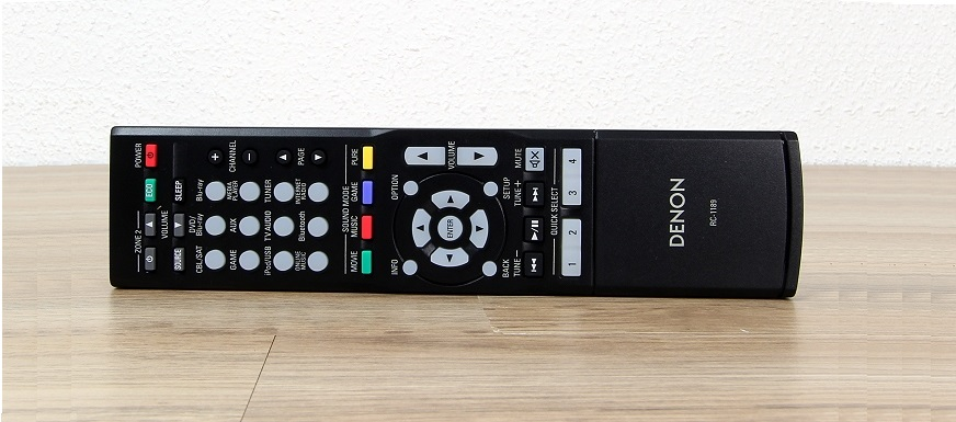 Ampli Denon AVR-X1300W tot