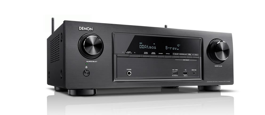 Ampli Denon AVR-X1300W