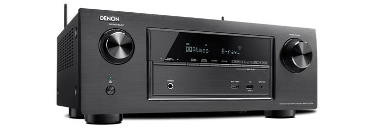 Ampli Denon AVR-X3200W