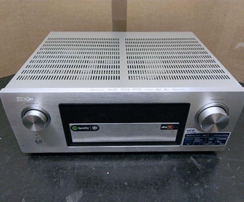 ampli Denon AVR-4200W tot