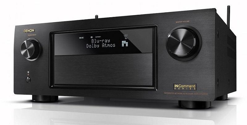 Thiết kế bắt mắt cùng mức giá bán ra hợp lý của: Ampli Denon AVR-X4200W