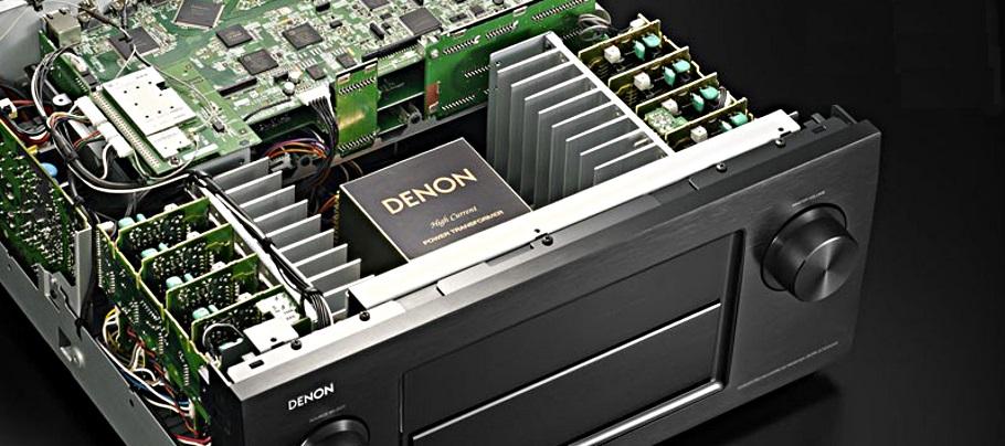 Ampli Denon AVR-X7200WA chi tiet