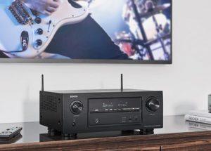 Những ưu điểm âm thanh vượt trội đến từ mẫu ampli Denon AVR-X2300W