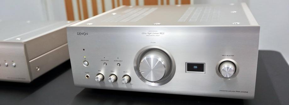 Ampli Denon PMA-2500NE dep