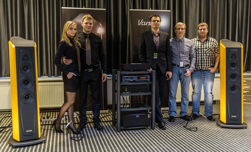 Loa AudioSolutions Vantage Classic dep