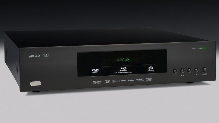 Thiết kế ấn tượng nổi bật đến từ mẫu đầu CD Arcam FMJ UDP411