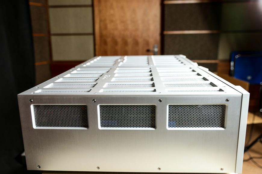 Power ampli Bladelius Ymer Mk.II dep
