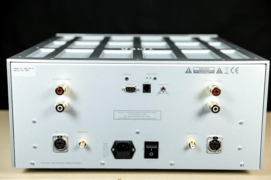 Power ampli Bladelius Ymer Mk.II mat sau