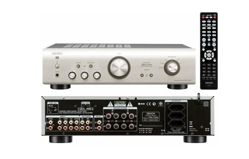Ampli Denon PMA-720AE
