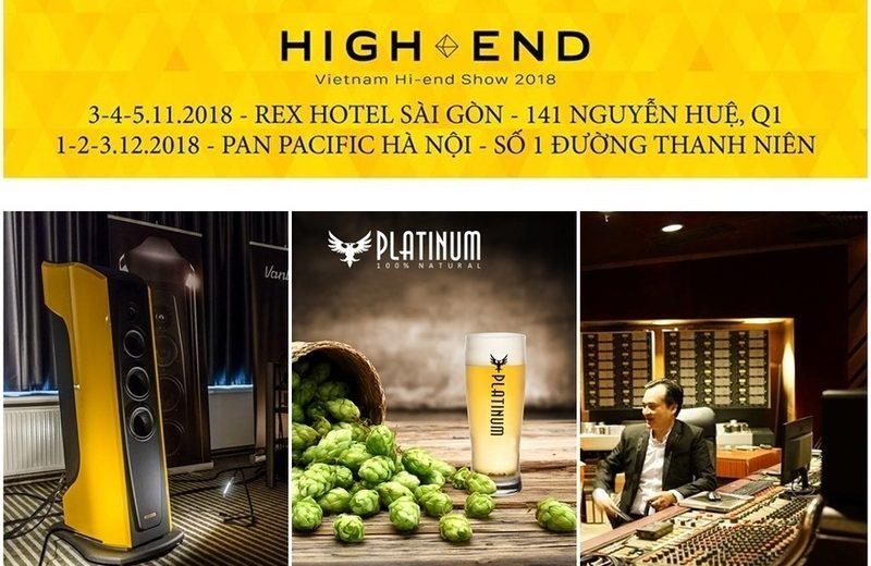[Vietnam hiend show 2018 TP.HCM] Họp báo Vietnam Hi-end Show 2018-TPHCM diễn ra vào ngày 29/10/2018