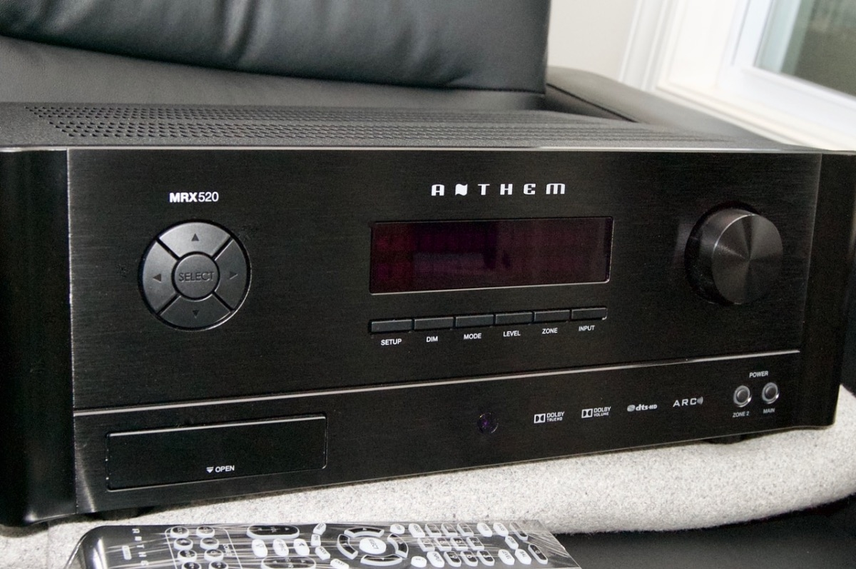 Ampli Anthem Performance MRX 520 dep
